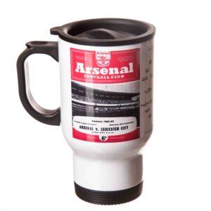 Vintage Football Travel Mugs