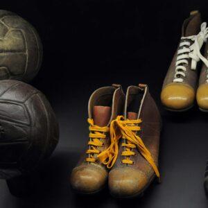 Vintage Football Mugs