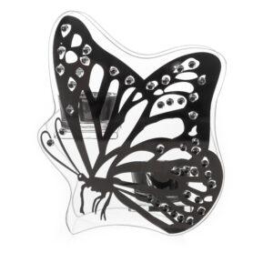 Glass Butterfly / bird/ hearts Tealight Holders